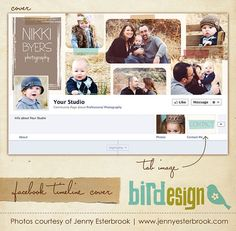 I have recently discovered birdesign. Love the style and just purchased some Easter card templates that are beautiful and versatile for birth announcements, etc.