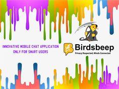 Are you smart user? Download #BirdsBeep Now