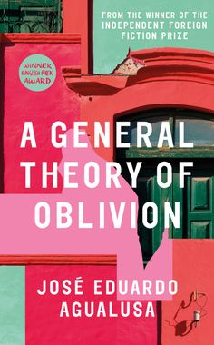 General Theory of Oblivion design by Julia Connolly