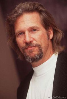 Jeff Bridges - back in his day he was even more of a hunk.  how can we forget the movie, AGAINST ALL ODDS?