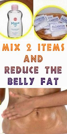 Mix 2 items and reduce the belly fat #health #fitness #belly #beauty #diy #women #shape #healthy