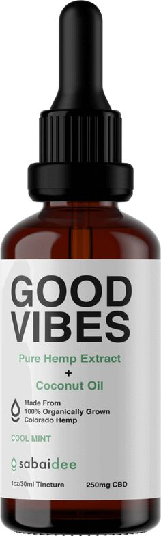 Good Vibes 250mg+ is an all natural and full-spectrum CBD rich hemp extract emulsified in Coconut Oil and flavored with Organic Peppermint Oil. Extracted from organically farm grown industrial hemp in Colorado,our CBD extract is abundant in high quality phytocannabinoids, terpenes, vitamins, omega fatty acids, trace minerals, and other beneficial for your health elements. Utilizing a proprietary extraction and purification process, our organically grown hemp extract is rich in the highest…