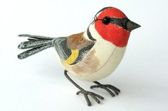 i need.   http://www.emillustrates.com/gallery/songbirdsculptures/goldfinch2.jpg.html