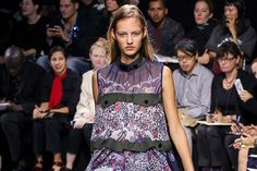 Sacai Spring/Summer 2015 Ready-To-Wear Collection