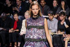 Sacai Spring/Summer 2015 Ready-To-Wear Collection