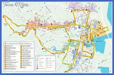 nice Curitiba Map Tourist Attractions