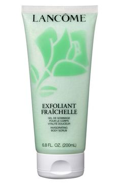 Lancôme 'Exfoliant Fraîchelle' Invigorating Body Scrub available at #Nordstrom