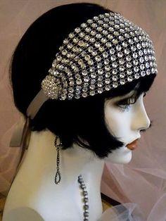 """Gatsby"" Headpiece"