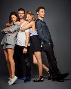 Cast of The Originals