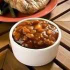 Grandma's Bama Baked Beans @ mantestedrecipes.com
