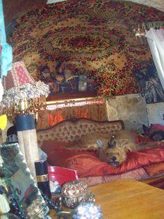 Ranch Barbi Style Gypsy Caravan