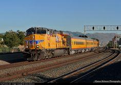 RailPictures.Net Photo: UP 5425 Union Pacific GE ES44AC at Midvale, Utah by James Belmont