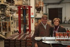 Famous Master and Export Manager of the oldest coffee roaster in the world belonging to five generations of the Barbera Italian family. Most employees have learned the ropes and became experts during a 30-year tenure, proof that the family business opened its arms to its employees making them part of the success.