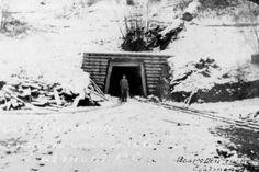 Bear's Den mine located above Coalmont, B.C.