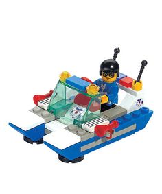 Another great find on #zulily! Dual Patrol Boat Building Set by Sluban #zulilyfinds