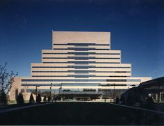 Crile Building at Cleveland Clinic | 15 Beautiful Buildings In Cleveland,OH