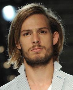 Resultado de imagem para brown hair men