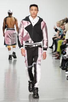 London Menswear A/W 2014  Nasir Mazhar