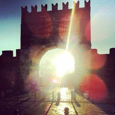 Buongiorno!!! #ArcoAugusto #Rimini - Instagram by riminiterme