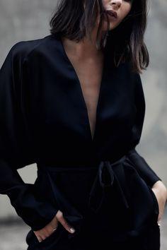 Christopher Esber   Black Wrap Top   Style   Outfit   Australian Fashion blogger   HarperandHarley
