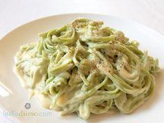 Vegan Cauliflower Fettuccine Alfredo