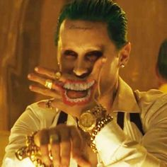New 'Suicide Squad' promo takes an extended look at Jared Leto's Joker