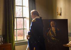 TURN: George Washington (Ian Kahn) in Ep 2.01 | Photo by Antony Platt/AMC