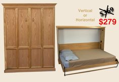 deluxe wallbed kit
