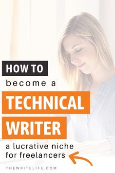 Learn how to get started as a technical writer to earn more money as a freelance writer. Learn more about how to get into the industry, what to put on your resume, and how to find jobs. Get the best freelance writing tips at www.thewritelife.com