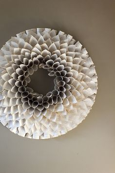 book page wreath!