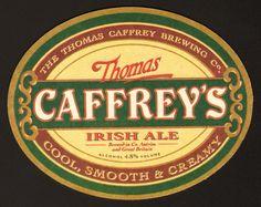 Thomas Caffrey's Irish Ale