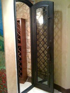 1000 images about wine closet on pinterest wine cellar for Turn closet into wine cellar