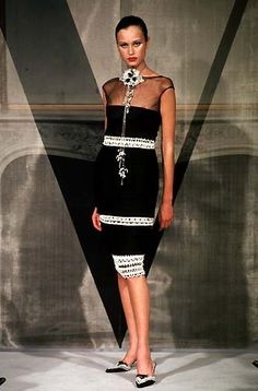 Valentino - Haute Couture - Spring / Summer 1998