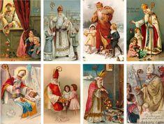 Як святкували 19 грудня наші прабабусі й прадідусі.  Історія Святого Миколая: факти, яких ви не знали