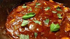 Italiaans stoofvlees; zoutarm maar wel lekker…