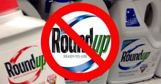 It's probably not in your garage, or on your shopping list. But how many of your neighbors will spray their lawns and gardens this summer with Roundup, thus exposing you (and your family and pets) to Monsanto's cancer-causing chemicals?