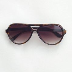 83fb9cee39 J Crew Factory aviator sunglasses in tortoise  Mensaccessories Italian  Leather Shoes