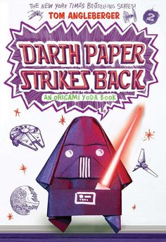 Darth Paper Strikes Back Origami Yoda Reprint