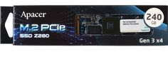 Apacer Z280 M.2 PCIe 240GB SSD Review