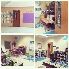 Monster Classroom, Vanity, Mirror, Furniture, Instagram, Home Decor, Dressing Tables, Powder Room, Decoration Home