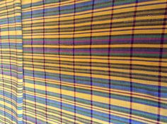Regional Guatemalan fabric made by indigenous women in a backstrap loom