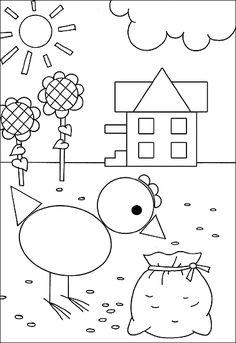 Pin di eleonora di liberto su scuola pinterest - Numero di fogli di lavoro per bambini ...