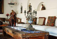 Hermosa mesa antigua.