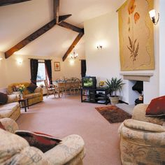 Keldhead Farm Cottages, Keld Head, Pickering, North Yorkshire, UK, England. Holiday. Travel. Accommodation. #AroundAboutBritain. Self Catering. Children Welcome. Golf Nearby.