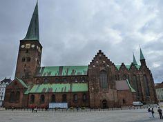 Aarhus Cathedral,Aarhus,Denmark