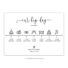 Wedding Vows, Wedding Cards, Wedding Invitations, Wedding Day, Invites, Wedding Timeline Template, Wedding Planning Timeline, Font Names, Party Photos