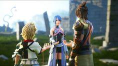 Kingdom Hearts 0.2 Birth by Sleep