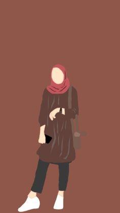 180 Hijab Cartoon Ideas Hijab Cartoon Islamic Cartoon Hijab Drawing