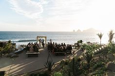 Wed at The Cape, a Thompson Hotel in Cabo San Lucas, Mexico. Photo collection by Brandon Chesbro, Wedding Photographer. Beautiful wedding inspiration for the perfect destination wedding.
