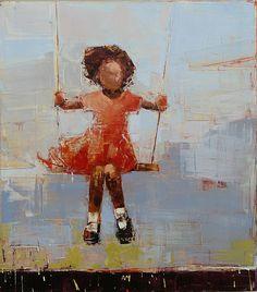 Becky Kinkead Canvas | Rebecca Kinkead - Eisenhauer Gallery of Edgartown, MA